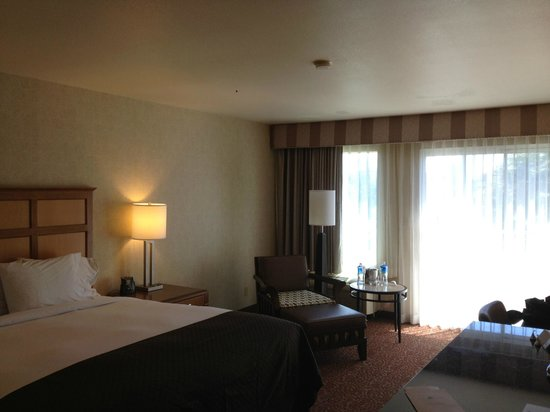 DoubleTree by Hilton Golf Resort San Diego: Room pic2