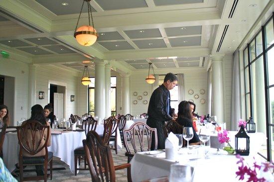 Fossett's Elegant Dining Room, Keswick, VA