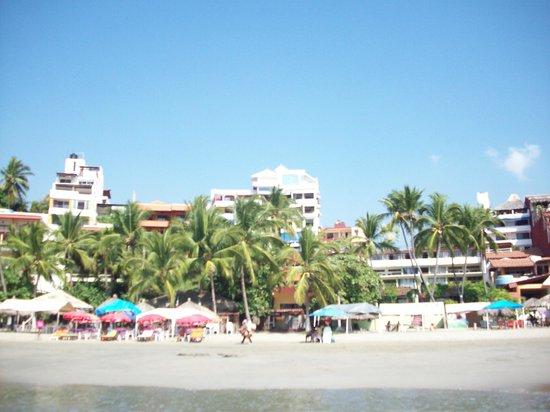 La Madera: lodging on Madera beach