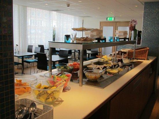 Spar Hotel Majorna: Frukost