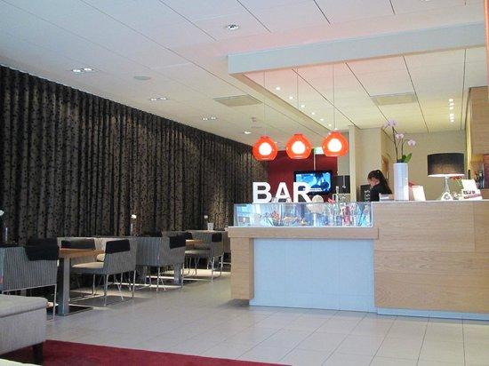 Spar Hotel Majorna: Lobby