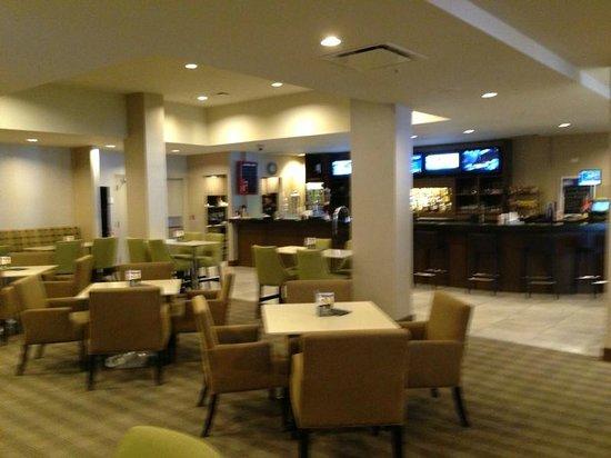 Holiday Inn Vancouver Centre: salone ristorazione