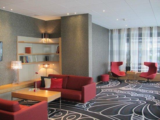Spar Hotel Majorna: TV-rum