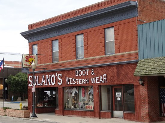 Solano's Boot & Western Wear, Raton