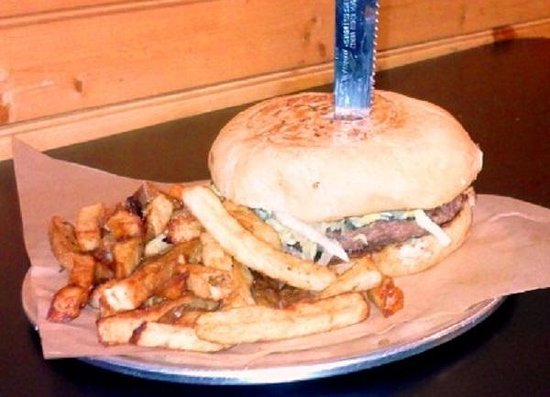 Branded Burger Co: Kid's Burger and Fries