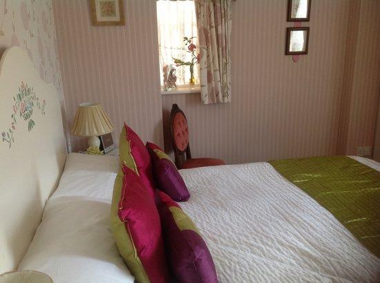Plas Rhos House : bedroom