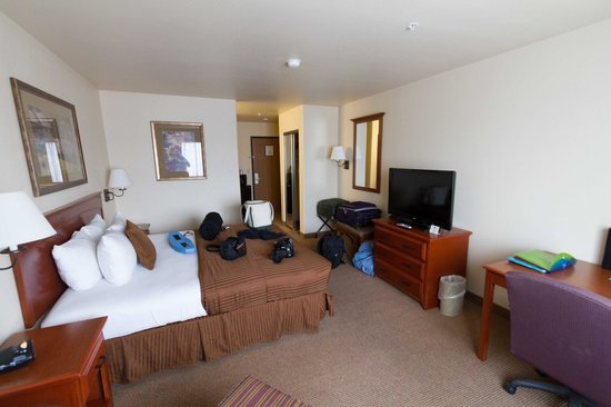 BEST WESTERN Territorial Inn & Suites: Room