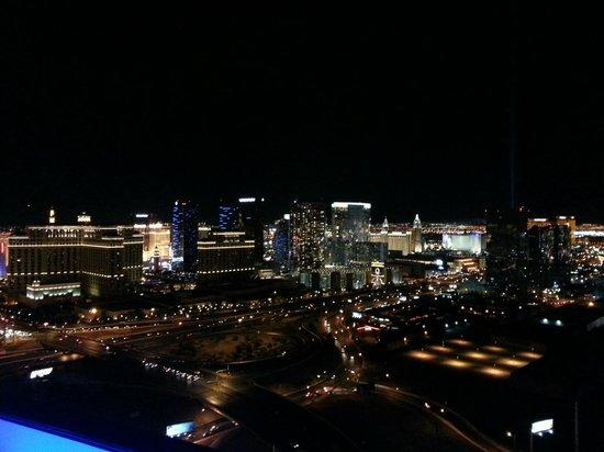 VooDoo Lounge: Vegas at night