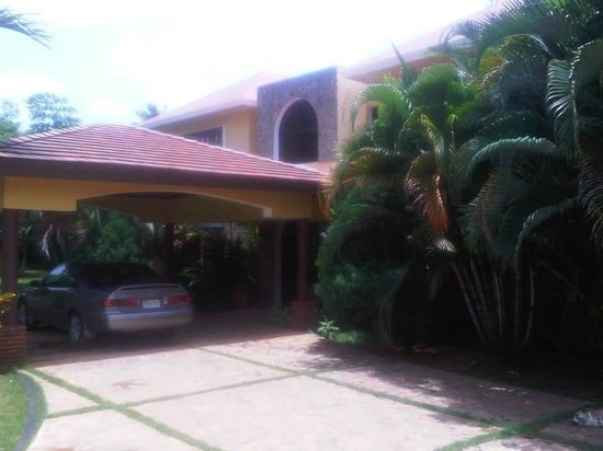 Casa Dorado : House entrance