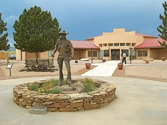 Raton, New Mexiko: NRA Whittington Center Museum and Gift Shop