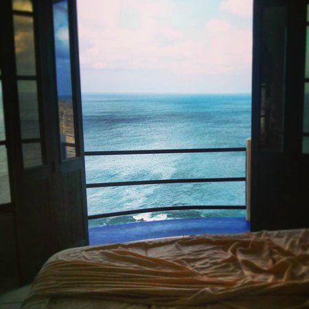 Villa Noche: View of Pacific from the Master Bedroom