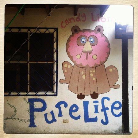 La Ruka Hostel : Wall art