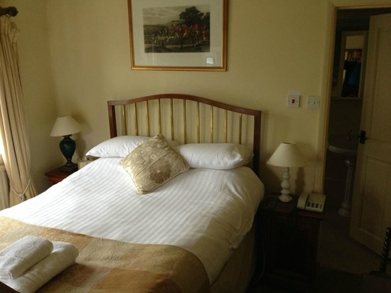 The Royal Oak Inn : Bedroom