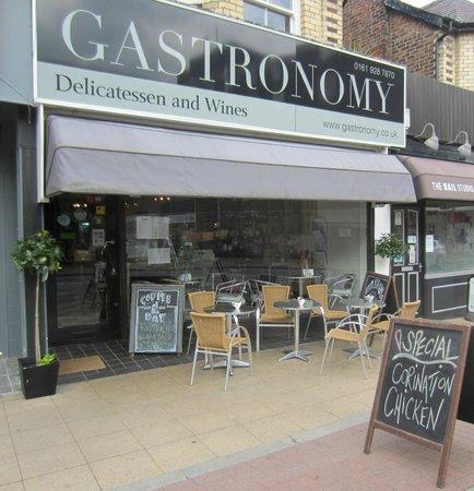 Gastronomy Deli: Gastronomy