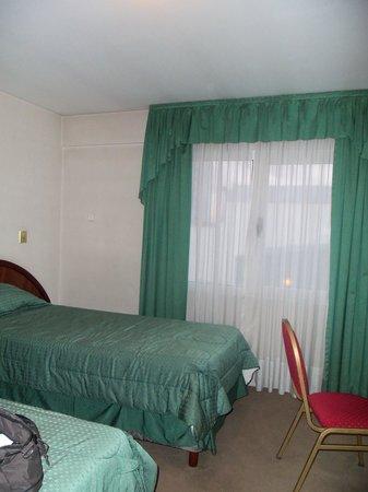Hotel El Prado : dormitorio