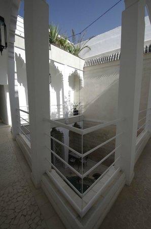 Riad Dar Thalge: En sortant de la chambre