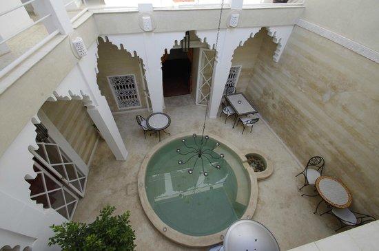 Riad Dar Thalge: Patio du Riad