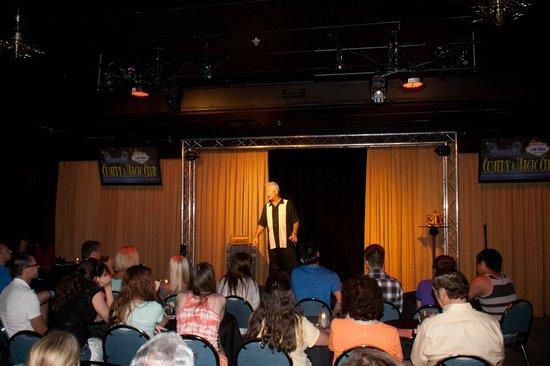 Hilton Head Comedy & Magic Club - Picture of Comedy Magic Cabaret ...