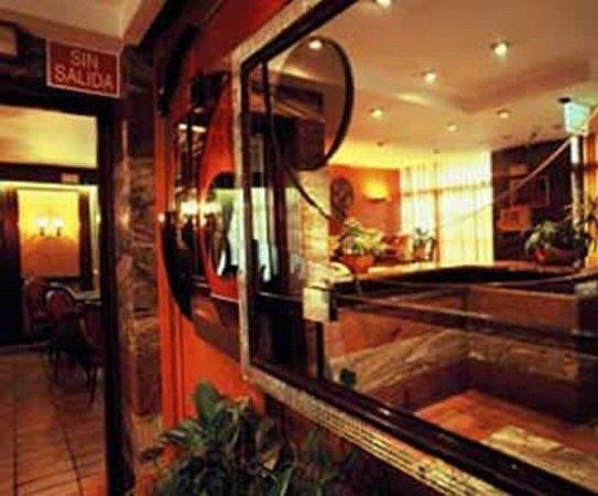 Hotel las Anclas: ENTRADAOK