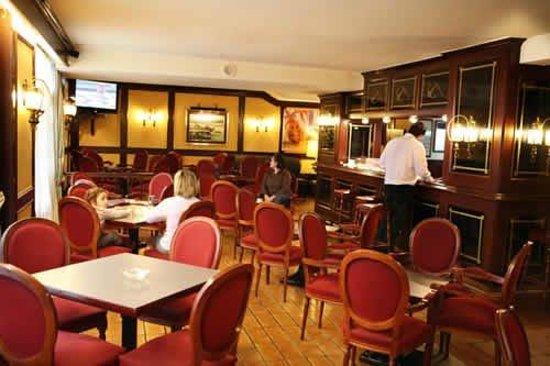 Hotel las Anclas: CAFETERIAOK