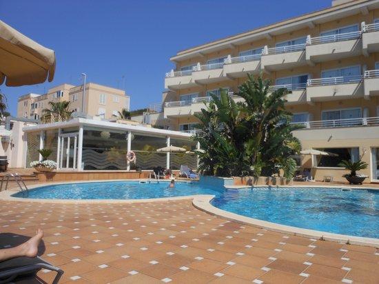 Grupotel Acapulco Playa: dit is het zwembad