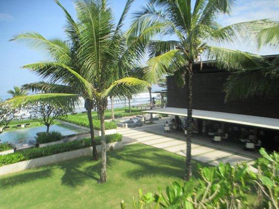 Soori Bali: Restaurant