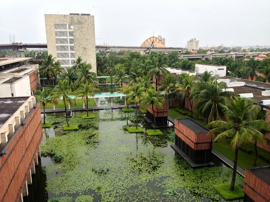 ITC Sonar : View from room