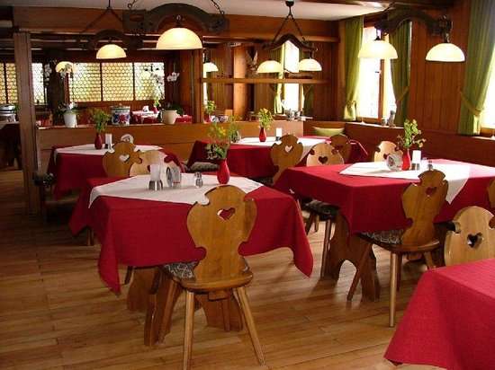 Akzent Hotel Landgasthof Adler: Restaurant