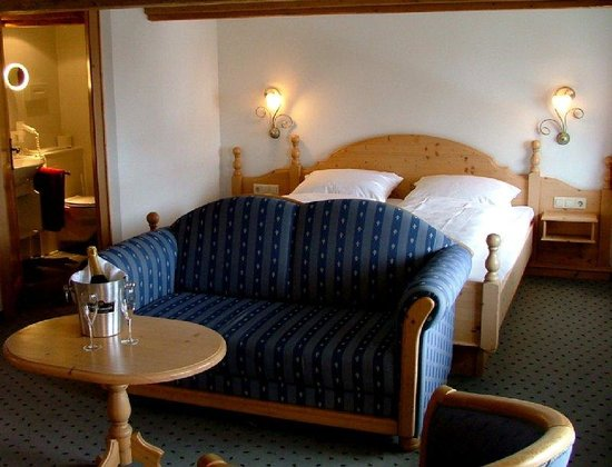 Akzent Hotel Landgasthof Adler: Guest Room Superior