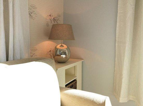 Strand Hotel Fevik : Guestroom