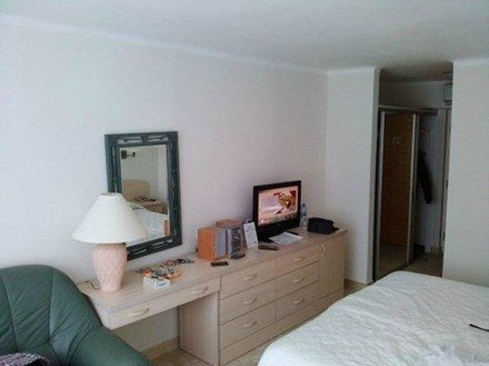 Hotel Bryza Resort & SPA: room