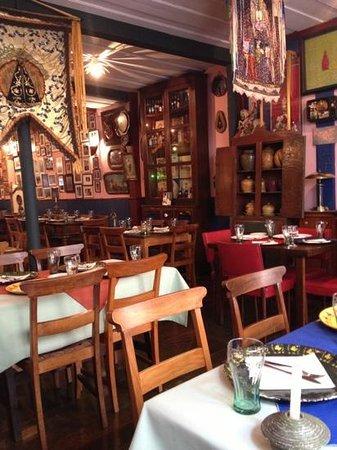Restaurante Chafariz: Adicionar uma legenda