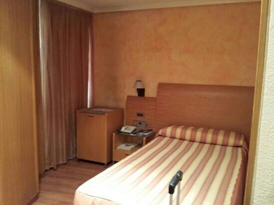 Hotel El Churra: habitacion