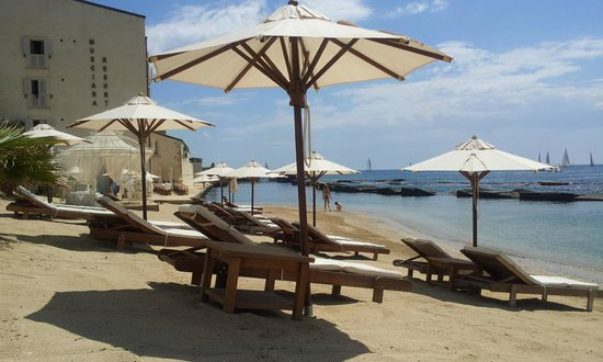 Musciara Siracusa Resort : The beach
