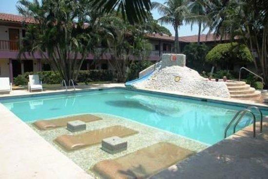 Hotel Los Andes: Pool