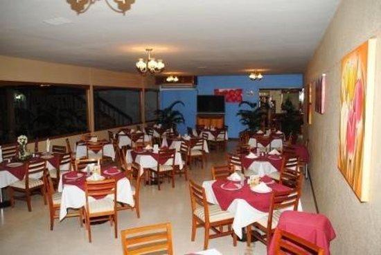 Hotel Los Andes: Restaurant