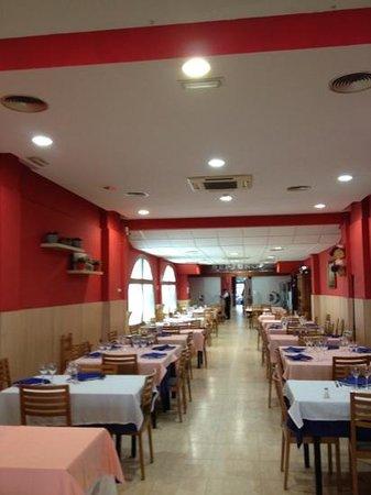 Restaurante Neptuno : locale