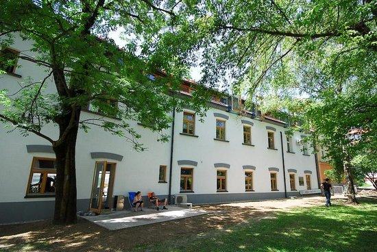 MCC Hostel : Park