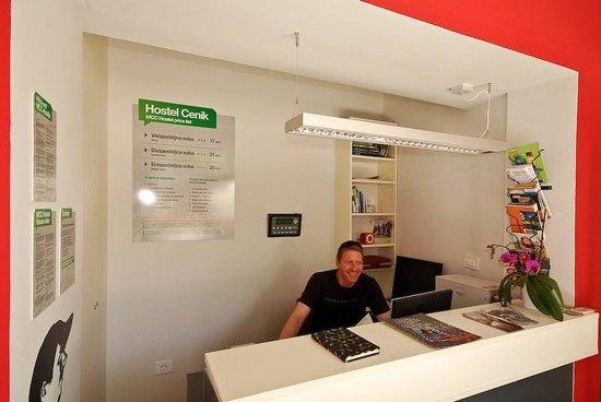 MCC Hostel : Great staff