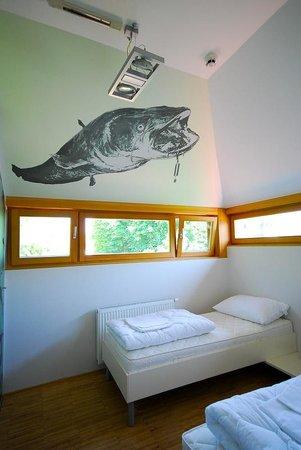MCC Hostel : Catfish dogeater room