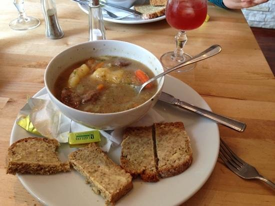 Uncle Pete's: Irish lamb stew