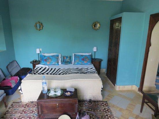 Riad El Arsat: The Blue Room