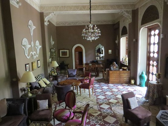 Riad El Arsat: The cool lounge