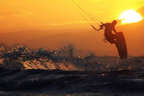 Nitro City Panama Action Sports Resort: Kiteboarding