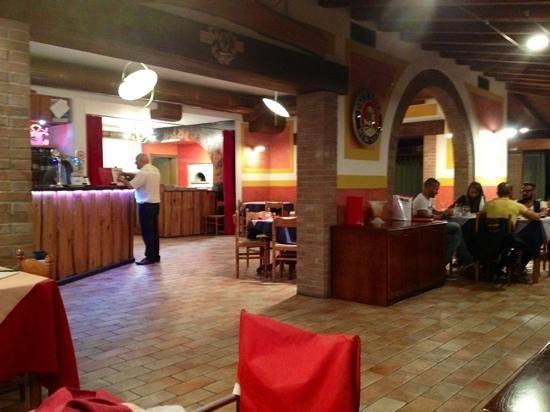 Gianni & Flory in Casa de Maico: Interno locale