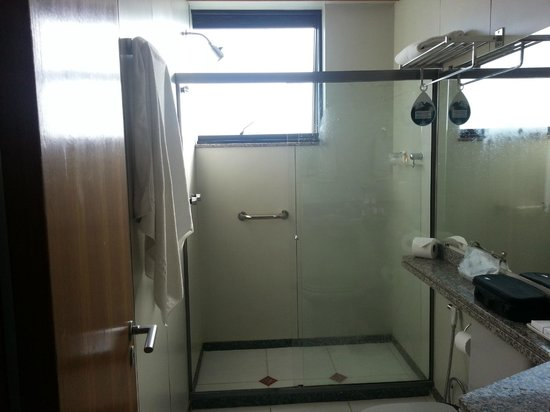 Promenade Champagnat: Banheiro