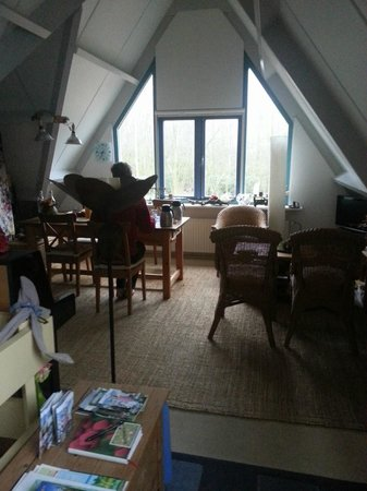Harkema, The Netherlands: Sitting area