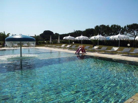 Fattoria Maremmana: La piscina tutta Nostra