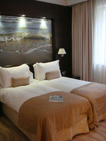 Radisson Blu Hotel Gdansk: Hotel room
