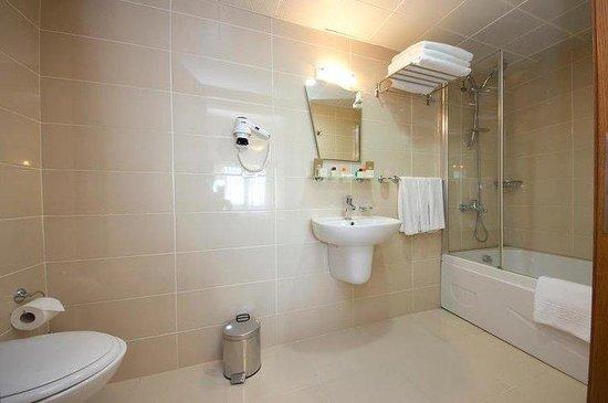 Hotel New House: Bathroom